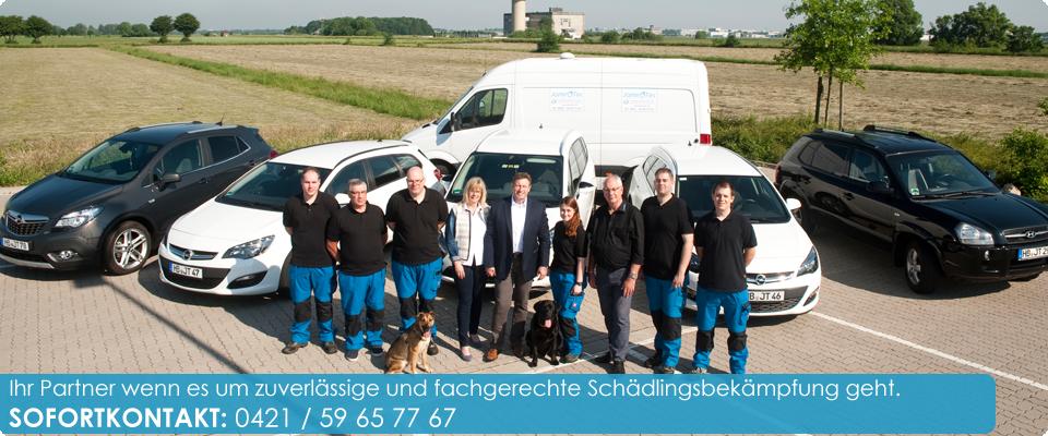 JamiroTec Schädlingsbekämpfung GmbH Bremen